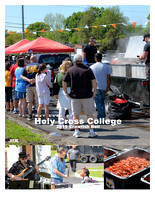Our Lady of Holy Cross College Annual Crawfish Boil 2015
