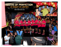 Sistas of Perfection 2016 4th Yr Anniversary Party