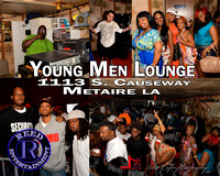 Young Men Lounge Sunday 03-21