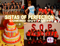 Sistas of Perfection Coming Out Party 2013