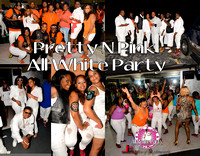 Pretty N Pink All White Party 2013
