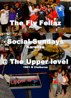 The Fly Fellaz Social Sundays 07-14-13