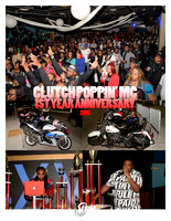 Clutch Poppin' 1st Yr Anniversary Party 2016