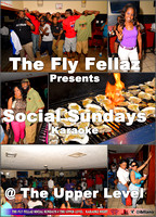 The Fly Fellaz Social SUndays 07-28-13