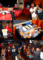 CLUB RED VELVET SUPERSTAR SATURDAYS NIKE VS JORDAN 07-26-14