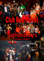 Club Red Velvet Sexy Saturdays 11-23-13