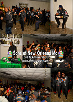 S.O.N.O. 3rd Annual Anniversary Party