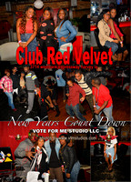 Club Red Velvet New Years Count Down Party