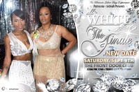 Patreceia & Setirah Presents All White Party The Finale