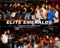 Elite Emeralds hosting Club Red Velvet 05-04-13