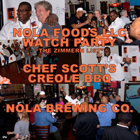 Chef Demietriek Scott and Nola Brewing Co.