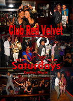 Club Red Velvet Sexy Saturdays 11-30-13 choppa birthday party