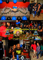 Divas On Another Level Coming Out Party